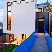 Seattle home designed by Click Architects, project by Sound Point Real Estate LLC