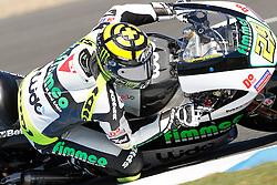01.05.2010, Motomondiale, Jerez de la Frontera, ESP, MotoGP, Race, im Bild Andrea Iannone - Fimmco Speed Up team. EXPA Pictures © 2010, PhotoCredit: EXPA/ InsideFoto / SPORTIDA PHOTO AGENCY