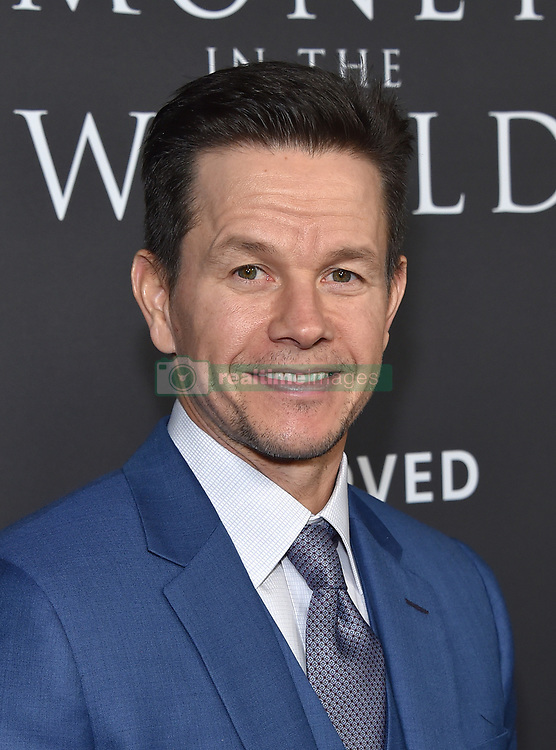 """World premiere of """"All The Money In The World"""" held at the Samuel Goldwyn Theatre on December 18, 2017 in Westwood, CA. 18 Dec 2017 Pictured: Mark Wahlberg. Photo credit: O'Connor/AFF-USA.com / MEGA TheMegaAgency.com +1 888 505 6342"""