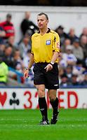 Photo: Leigh Quinnell.<br /> Queens Park Rangers v Cardiff City. Coca Cola Championship. 18/08/2007. Referee P.J Joslin.