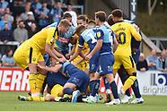 Wycombe Wanderers v Oxford United 150918