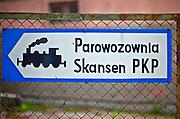 Kościerzyna, 2011-07-06. Muzeum Kolejnictwa w Kościerzynie, dawny Skansen Parowozownia Kościerzyna