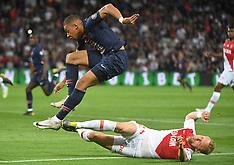 PSG v Monaco 21 April 2019