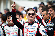June 13-18, 2017. 24 hours of Le Mans. Michael Conway, Toyota Racing, Toyota TS050 Hybrid