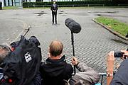 Toespraak Premier Mark Rutte na afloop van de bijeenkomst met nabestaanden Speech Prime Minister Mark Rutte after the meeting