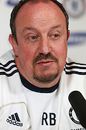 Chelsea Press Conference 260213