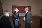 ANTHONY FAWCETT; ANTONY D'OFFAY, Damien Hirst, Tate Modern: dinner. 2 April 2012.