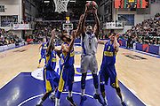 DESCRIZIONE : Eurolega Euroleague 2015/16 Group D Dinamo Banco di Sardegna Sassari - Maccabi Fox Tel Aviv<br /> GIOCATORE : Jarvis Varnado<br /> CATEGORIA : Tiro Penetrazione<br /> SQUADRA : Dinamo Banco di Sardegna Sassari<br /> EVENTO : Eurolega Euroleague 2015/2016<br /> GARA : Dinamo Banco di Sardegna Sassari - Maccabi Fox Tel Aviv<br /> DATA : 03/12/2015<br /> SPORT : Pallacanestro <br /> AUTORE : Agenzia Ciamillo-Castoria/L.Canu