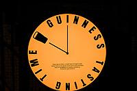 République d'Irlande, Dublin, Guinness Storehouse, musée dans l'usine retraçant l'histoire de la célèbre bière irlandaise // Republic of Ireland; Dublin, the Guinness Storehouse brewery exhibition