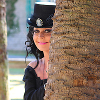 Fun and Sassy session with Tarot by Jennifer.  Atalaya Castle, South Carolina.