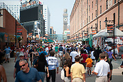September 2-4, 2011. Indycar Baltimore Grand Prix.