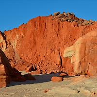Red Dog Rock, Western Beach Cape Leveque
