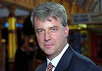 Andrew Lansley, MP, Conservative Party, UK, 199910098.<br /> <br /> Copyright Image from Victor Patterson, Belfast, UK<br /> <br /> t: +44 28 9066 1296 (from Rep of Ireland 048 9066 1296)<br /> m: +44 7802 353836<br /> e: victorpattersonbelfast@gmail.com<br /> <br /> www.images4media.com<br /> <br /> Please see my full Terms and Conditions of Use at https://www.images4media.com/p/terms-conditions - it is IMPORTANT that you familiarise yourself with them.<br /> <br /> Images used online incur an additional cost. This cost should be agreed in writing in advance. Online images must be visibly watermarked i.e. © Victor Patterson or that of the named photographer within the body of the image. The original metadata must not be deleted from images used online.<br /> <br /> This image is only available for the use of the download recipient i.e. television station, newspaper, magazine, book publisher, etc, and must not be passed on to a third party. It is also downloaded on condition that each and every usage is notified within 7 days to victorpattersonbelfast@gmail.com.<br /> <br /> The right of Victor Patterson (or the named photographer) to be identified as the author is asserted in accordance with The Copyright Designs And Patents Act (1988). All moral rights are asserted.