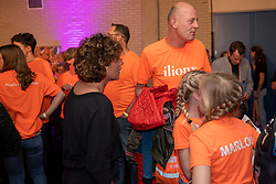 30-05-2019 NED: Volleyball Nations League Netherlands - Poland, Apeldoorn<br /> VIP room