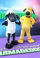 A Shaun the Sheep Movie: Farmageddon - UK Premiere