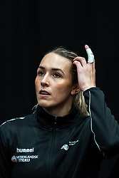 Lois Abbingh of Netherlands during the Women's EHF Euro 2020 match between Netherlands and Hungry at Sydbank Arena on december 08, 2020 in Kolding, Denmark (Photo by RHF Agency/Ronald Hoogendoorn)