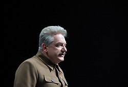 Collaborators<br /> by John Hodge<br /> at The Cottesloe Theatre, Southbank, London, Great Britain <br /> press photocall<br /> 31st October 2011 <br /> <br /> Simon Russell Beale (as Joseph Stalin)