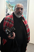 April 8, 2018-New York, New York-United States: International Photographer Robert Eliets attends the Photography Show presented by AIPAD held at Pier 94 on April 8, 2018 in New York City. The Photography Show, held at Pier 94, is the longest-running and foremost exhibition dedicated to the photographic medium, offering contemporary, modern, and 19th century photographs as wells photo-based art, video and new media.(Photo by Terrence Jennings/terrencejennings.com)