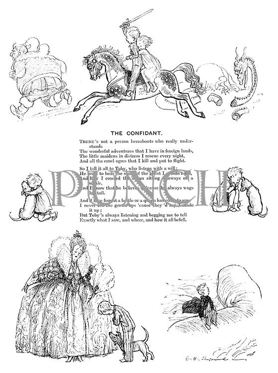 The Confidant (illustrated poem).