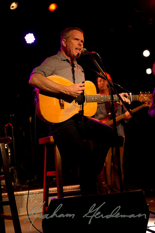 Rick Price performs at the Rutledge in Nashville, TN
