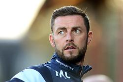 Bristol City assistant head coach Jamie McAllister - Mandatory by-line: Dougie Allward/JMP - 15/08/2017 - FOOTBALL - Griffin Park - Brentford, England - Brentford v Bristol City - Sky Bet Championship