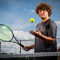 Mexico High School tennis player Joe Ocker actually played more tennis during the pandemic than he probably would have had the competitive season started as scheduled, but had no compettion to challenge himself with. The newly minted graduate will head on to Layola where he will study materials engineering. Coronavirus robbed high school seniors of a final year in sports in Central New York and beyond. These senior spotlight athletes will move on to pursue their sports in college.