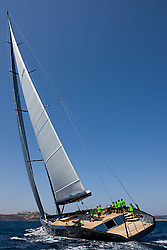 08_020576 © Sander van der Borch. Porto Cervo,  2 September 2008. Maxi Yacht Rolex Cup 2008  (1/ 6 September 2008). Day 1.