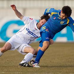 20110226: SLO, Football - PrvaLiga, NK Domzale vs Luka Koper