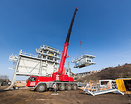 New Asphalt Plant - Towers