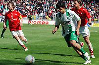 Football - Eredivisie FC Utrecht vs FC Groningen. Uruguay international Luis Suarez in Groningen colours.