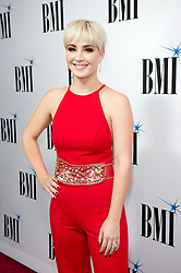 Nov. 13, 2018 - Nashville, Tennessee; USA - Musician MAGGIE ROSE attends the 66th Annual BMI Country Awards at BMI Building located in Nashville.   Copyright 2018 Jason Moore. (Credit Image: © Jason Moore/ZUMA Wire)