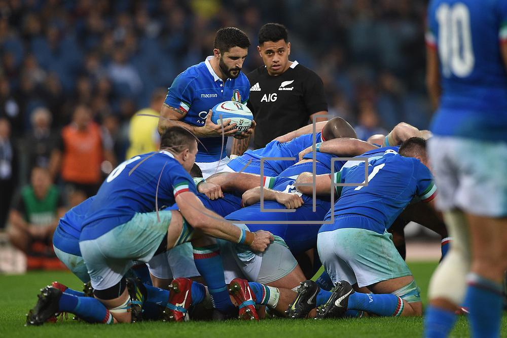 Roma 24/11/2018<br /> Cattolica Test Match<br /> Italia vs Nuova Zelanda
