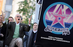 Comic book hero Stan Lee is honored with the 2,428th star on the Hollywood Walk of Fame. Los Angeles, January 4, 2011. Photo by Lionel Hahn/AbacaUsa.com