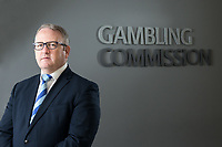 Gambling Commission CEO Neil McArthur, Birmingham 04/06/2019