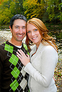 10/14/12 9:28:46 AM - Newtown, PA.. -- Amanda & Elliot October 14, 2012 in Newtown, Pennsylvania. -- (Photo by William Thomas Cain/Cain Images)