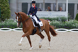 Bechtolsheimer Laura (GBR) - Mistral Hojris <br /> World Equestrian Festival, CHIO Aachen 2011<br /> © Hippo Foto - Leanjo de Koster