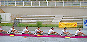 Vienna AUSTRIA. Men's Eights Heats. 2000 FISA World Cup. 2nd Round. Vienna Neue Donau Rowing Course  [Mandatory Credit. Peter Spurrier/Intersport Images]..Crews: .GER M8+. Robert SENS (b) , Stefan FORSTER (2) , Enrico SCHNABEL (3) , Detlef KIRCHHOFF (4) , Mark KLEINSCHMIDT (5) , Sebastian THORMANN (6) , Paul DIENSTBACH (7) , Ulf SIEMES (s) , Peter THIEDE (c)