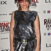Director Marialy Rivas attends the Raindance Opening Gala 2018 held at Vue West End, Leicester Square on September 26, 2018 in London, England.