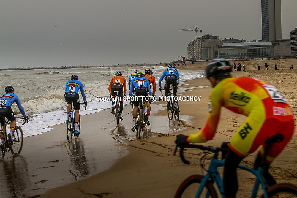 31-01-2021: Wielrennen: WK Veldrijden: Oostende