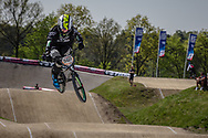 #559 (ZULA Thomas) USA at the 2016 UCI BMX Supercross World Cup in Papendal, The Netherlands.