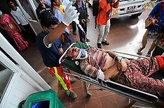 Kathmandu: Bus Accident in Nepal, 27 September 2016