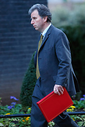 © licensed to London News Pictures. London, UK 14/01/2014. Oliver Letwin attending to a cabinet meeting on Downing Street on Tuesday, 14 January 2014. Photo credit: Tolga Akmen/LNP