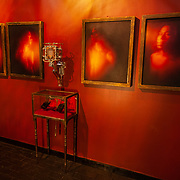 """""""Untouchable"""" installation at ArtisenWorks Rochester NY. Installation is currently on exhibition at ArtisenWorks."""