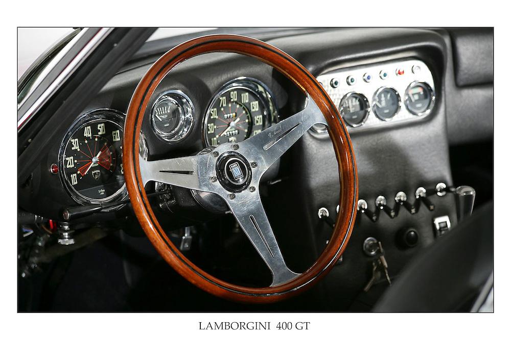 Lamborgini 400 GT