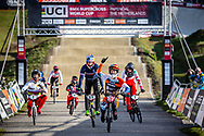 #313 (KIMMANN Niek) NED wins Round 4 of the 2019 UCI BMX Supercross World Cup in Papendal, The Netherlands