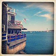 Marblehead, Massachusetts Taken by Matthew Butterfield with an iPhone 4S or iPhone 5 using either the basic camera app then edited, or with the Hipstamatic or Instagram app.<br /> <br /> Please note that I no longer use or post on Instagram given the current infringement of the photographer's copyright based on the Facebook ownership terms and conditions...