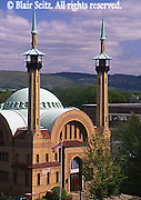 Irem Temple, Irem Shrine, Wilkes-Barre, PA