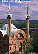 Irem Temple, Irem Shrine, Wilkes-Barre, PA