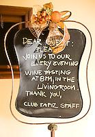 Club Tapiz is a boutique hotel in the Luján de Cuyo area of Mendoza, Argentina.