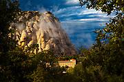 Santa Maria de Montserrat Abbey, Catalonia
